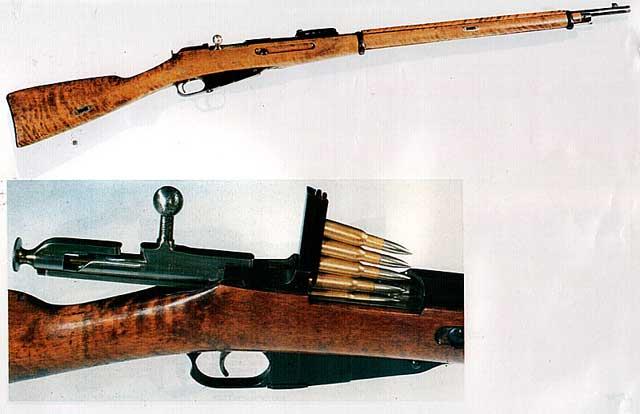 Всё о нарезном оружии